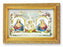 Baby Room Bless Wood Tone Frame 4 1/2 X 6 1/2
