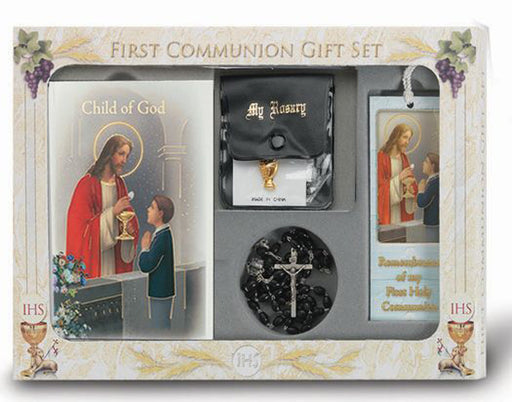 Boys Communion Set Little Child Of God