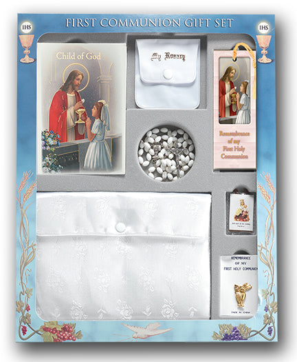 Girls Deluxe Communion Set