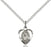 Sterling Silver Scapular Necklace Set