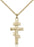 Gold-Filled Crucifix Necklace Set