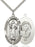 Sterling Silver Divine Mercy Necklace Set
