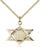 Gold-Filled I Am Star Necklace Set