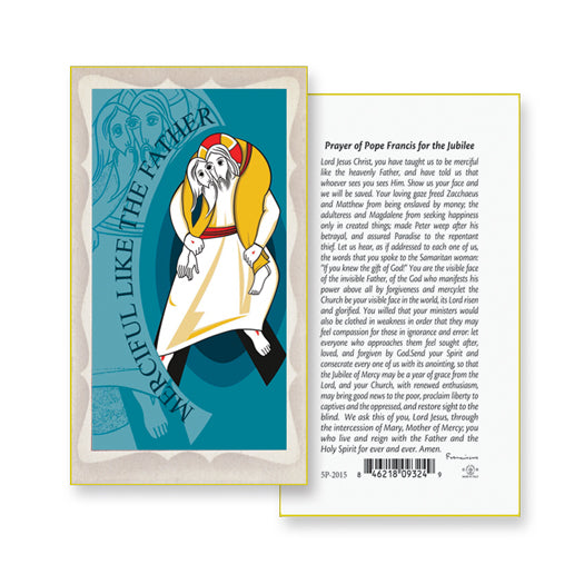 Jubilee Holy Card 100-Pack