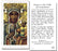 100-Pack - Our Lady Of Czestochowa Holy Card with Prayer