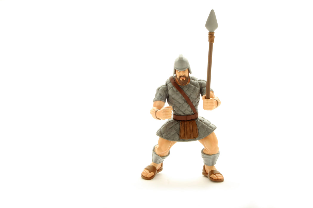 Spirit Warriors: Goliath