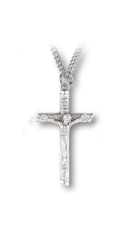 Log Crucifix On Chain