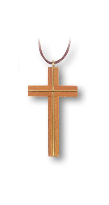 10-Pack - 2 1/4-inch Cross On Cord