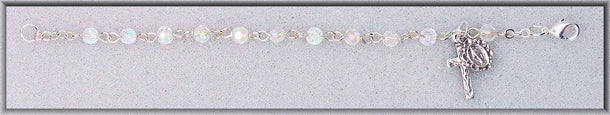 Crystal 4MM Bracelet Boxed