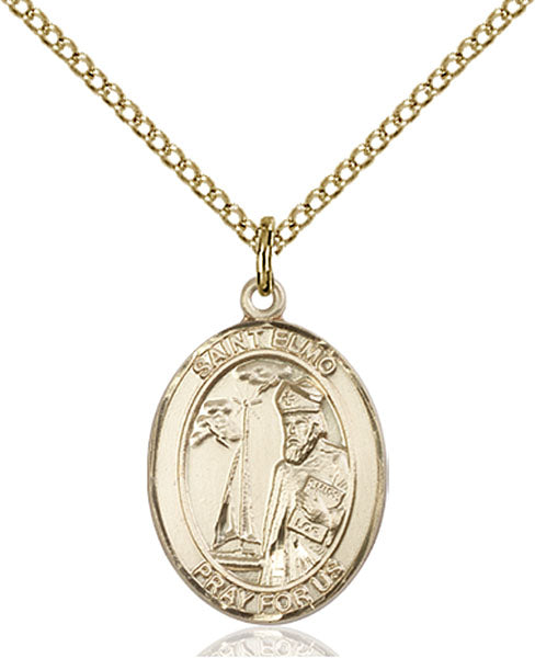 Gold-Filled Saint Elmo Necklace Set