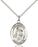 Sterling Silver Saint Nicholas Necklace Set