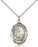Sterling Silver Saint Bonaventure Necklace Set