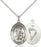 Sterling Silver Guardian Angel, Angel Jewelry Paratrooper Necklace Set
