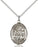 Sterling Silver Saint Germaine Cousin Necklace Set