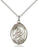 Sterling Silver Saint Perpetua Necklace Set