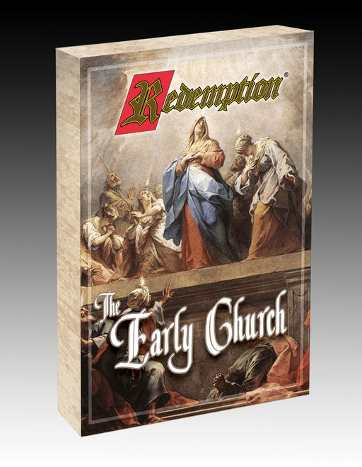 The Early Church Card Pack