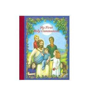 My First Holy Communion by Ascough and Brown