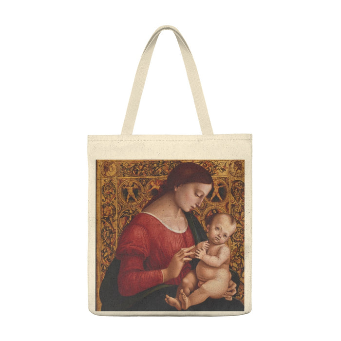 Mary and Baby Jesus Tote