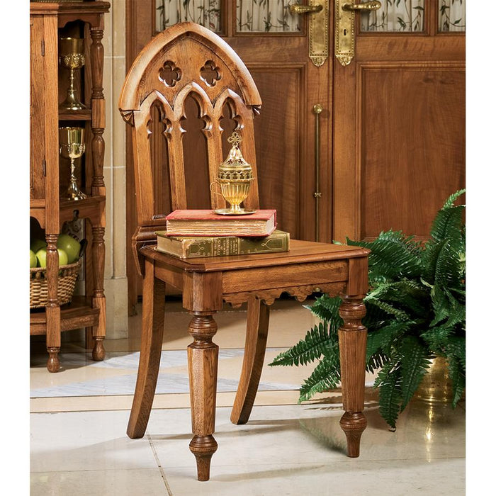 Abbey Gothic Revival Chair