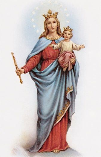 100-Pack - Our Lady Of Victory Holy Card