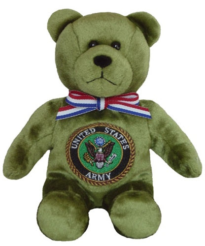 Army (Green) Holy Bear