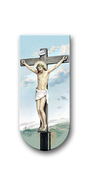 Prayer Before A Crucifix Magnetic Bookmark 10-Pack