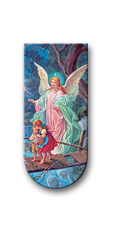 Prayer To Your Guardian Angel Magnetic Bookmark 10-Pack