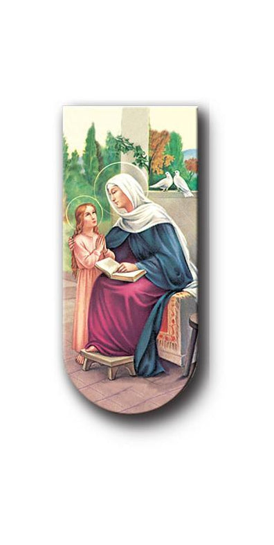 Prayer To Saint Anne Magnetic Bookmark 10-Pack