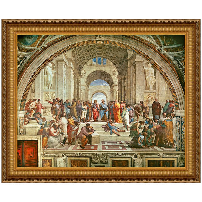 30X25 The School Of Athens 1510