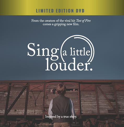Sing A Little Louder DVD