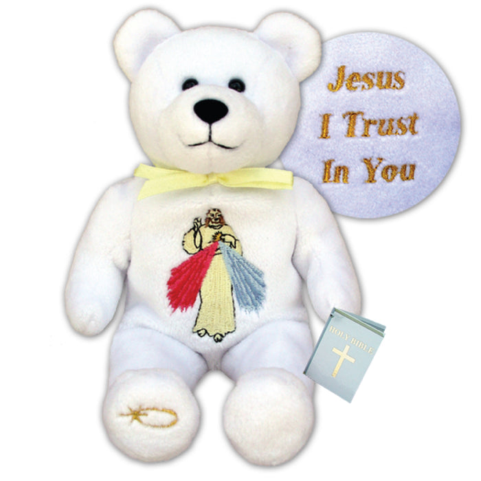 Divine Mercy Holy Bear