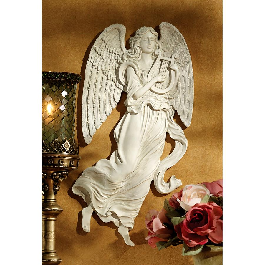 Heavenly Music Angel Plaque