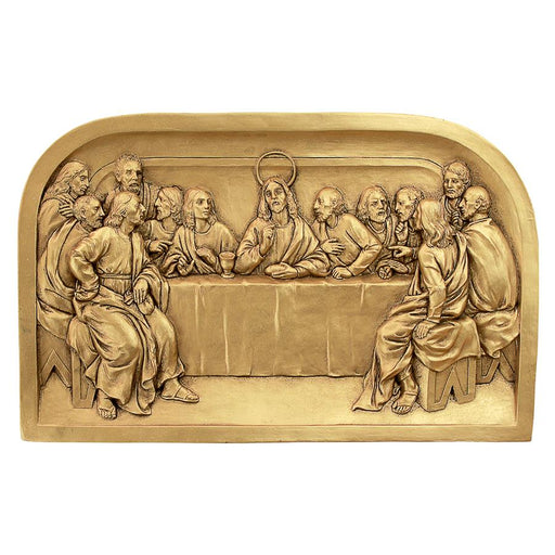 The Lords Supper Wall Sculpture