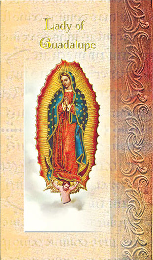 10-Pack - Biography Of Our Lady Of Guadalupe