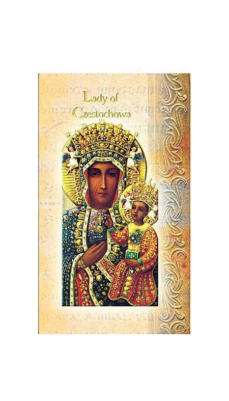 10-Pack - Biography Of O,L Of Czestochowa