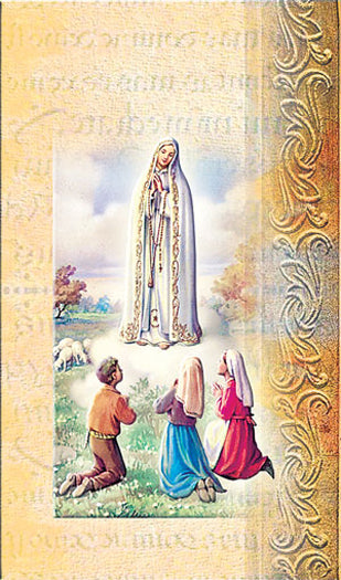 10-Pack - Biography Of Our Lady Of Fatima