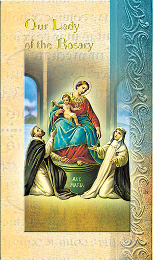10-Pack - Biography Of Our Lady Of The Rosary