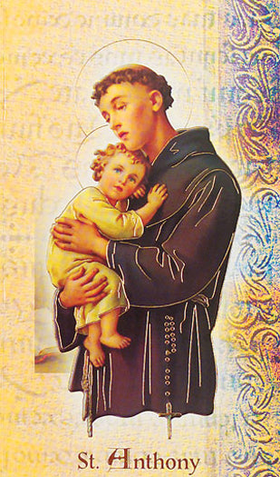 10-Pack - Biography Of Saint Anthony