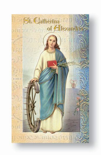 10-Pack - Biography Of Saint Catherine Of Alexandria