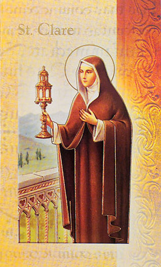 10-Pack - Biography Of Saint Clare