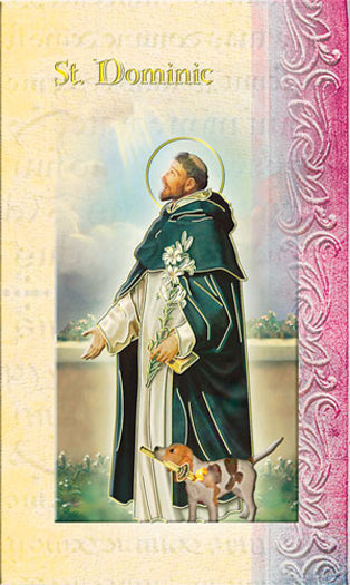 10-Pack - Biography Of Saint Dominic Pag 42