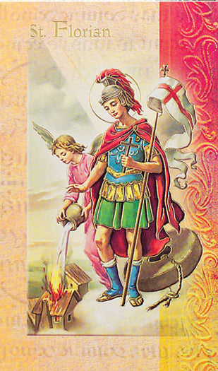 10-Pack - Biography Of Saint Florian