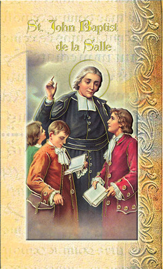 10-Pack - Biography Of Saint John Baptist De La Salle