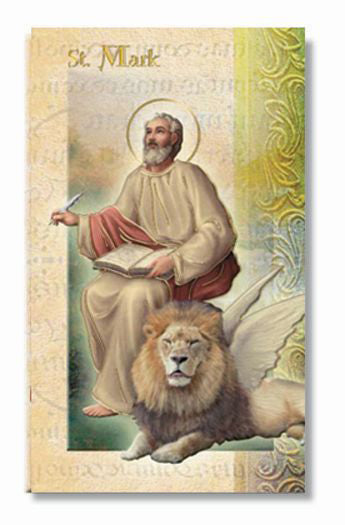 10-Pack - Biography Of Saint Mark