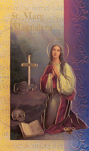 10-Pack - Biography Of Saint Mary Magdalene