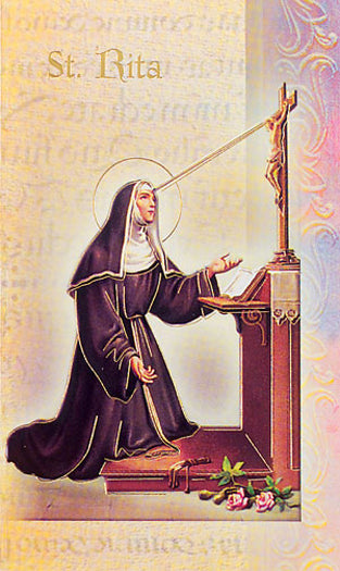 10-Pack - Biography Of Saint Rita