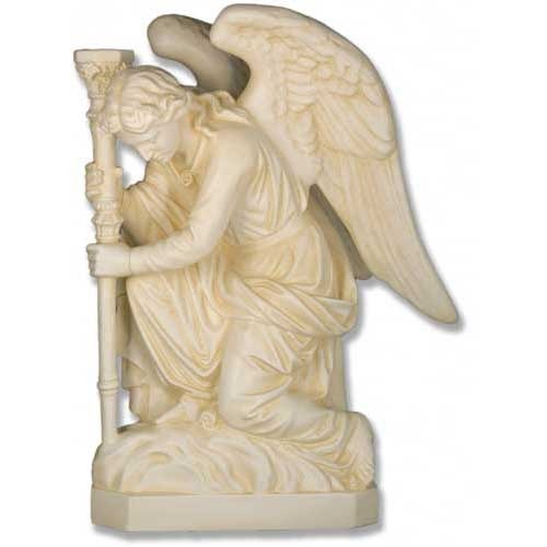 Bergama Angel- Right-inch - Large Statue