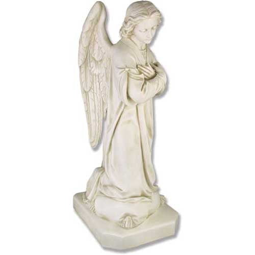 Shrine Meditation Angel 39-inch - Large Statue