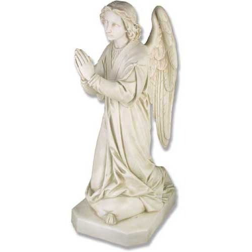 Shrine Praying Angel 39-inch - Large Statue