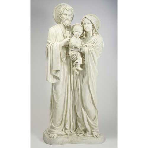 Holy Family 59-inch - Large Statue